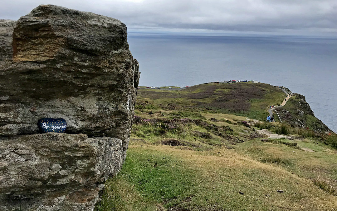 The Cliffs of Moher, Slieve League, and the Ending to A Thief Consumed