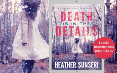 How is Death is in the Details Different from Other Books I've Written?